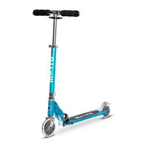 Micro Scooter Sprite ocean blue LED SA0210