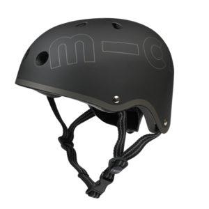 Micro Helm Schwarz