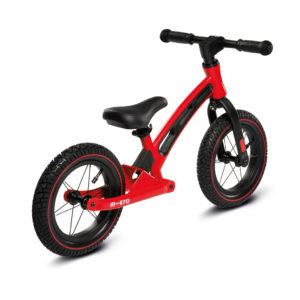Micro Balance Bike Deluxe Red Laufrad 12 Zoll