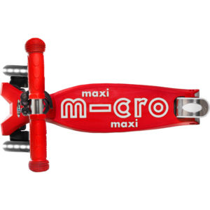MAXI MICRO DELUXE RED (LED) MMD068