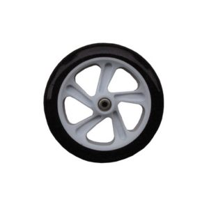 200mm Rolle Micro, Weiss (Scooter White)