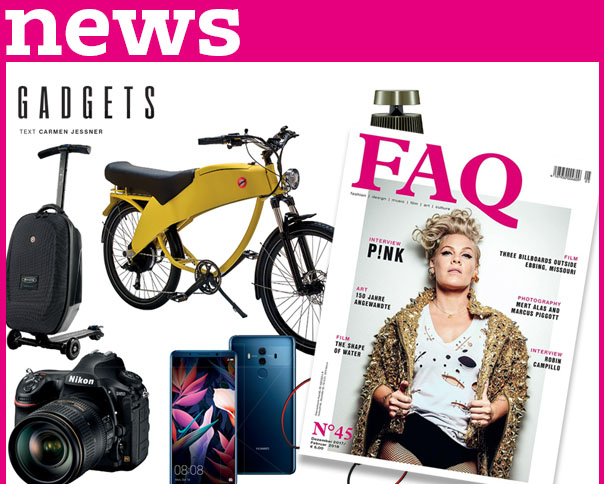 Read more about the article #FAQ Magazin – Micro #Luggage II – Trolley