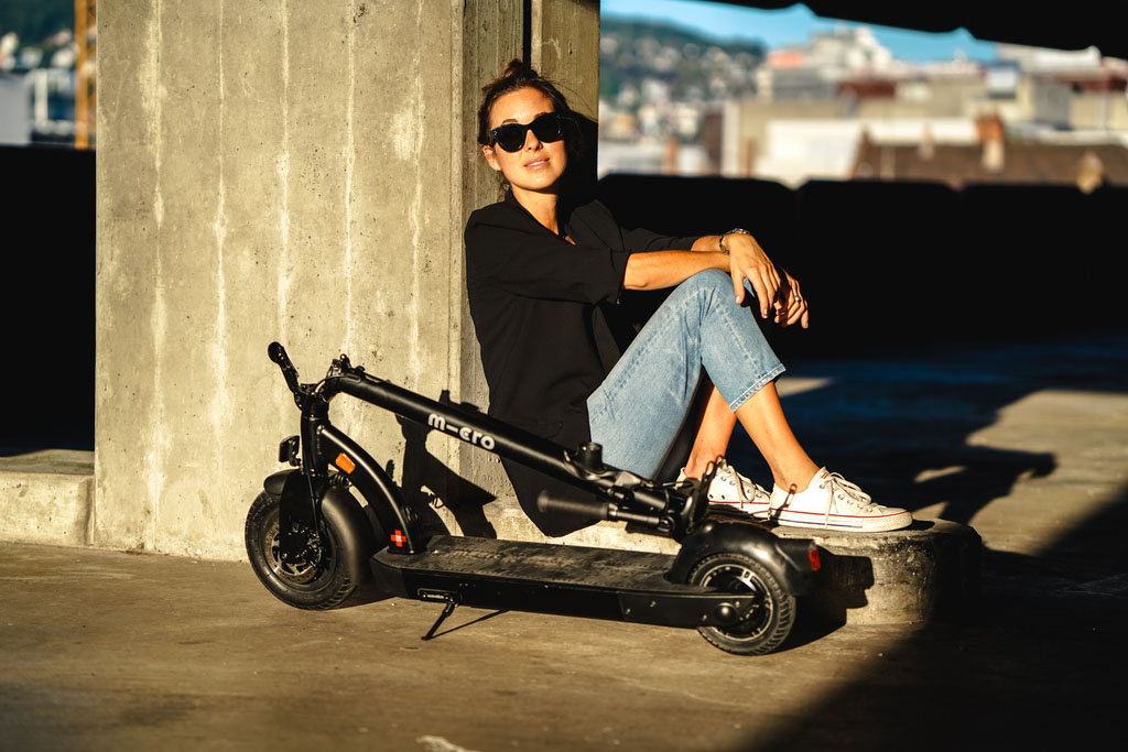 Read more about the article Der neue eMicro Scooter Condor 2