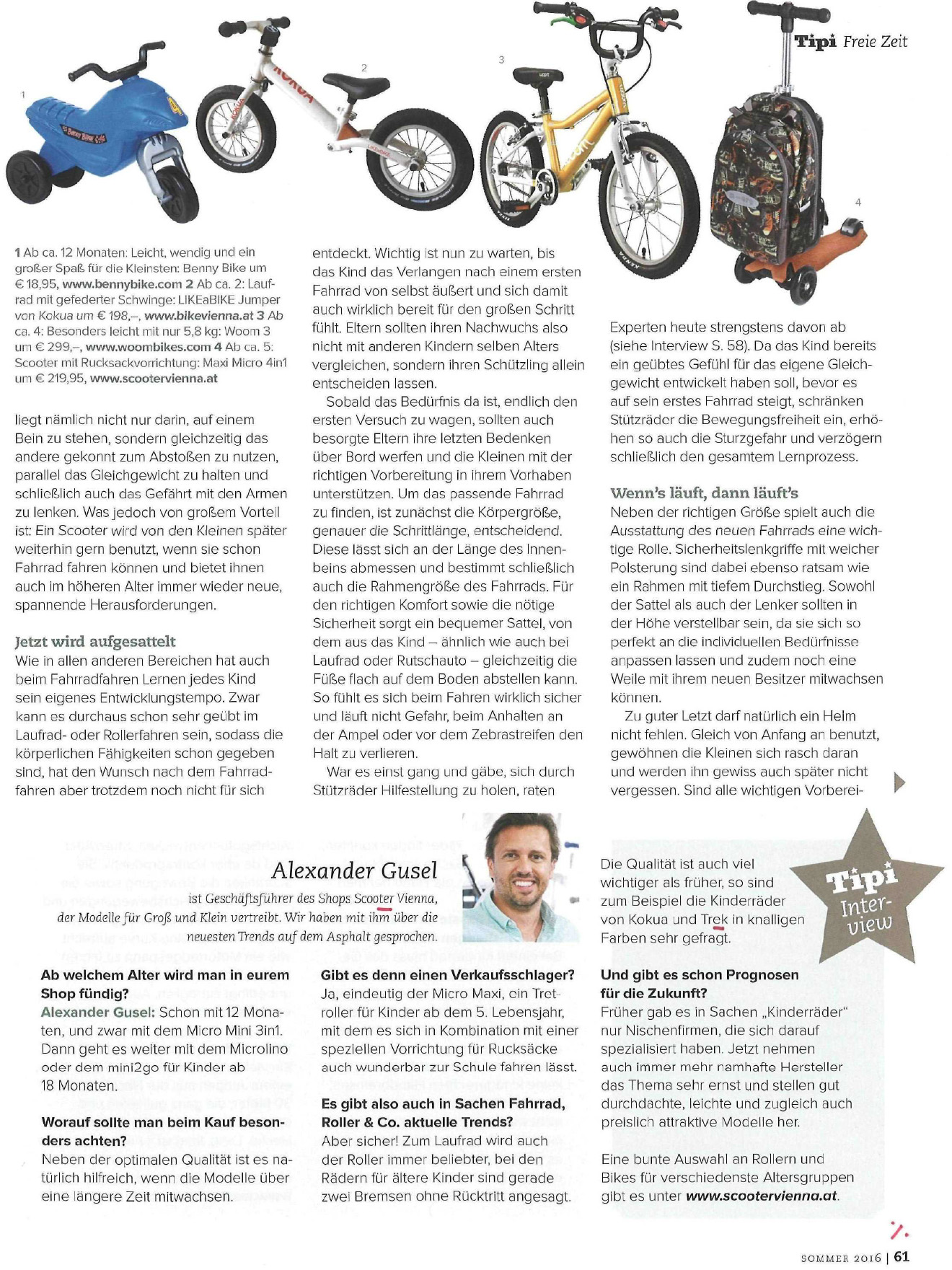 Read more about the article Familiemagazin Tipi