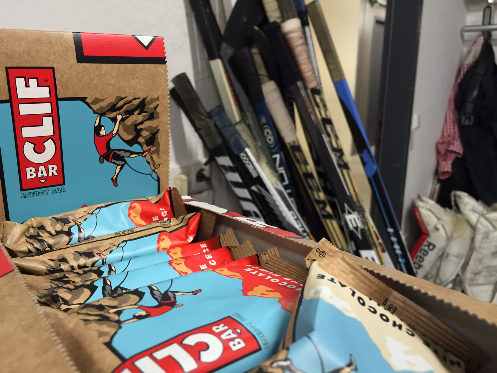 Read more about the article Clif Bar – NIMM 3 zahl 2