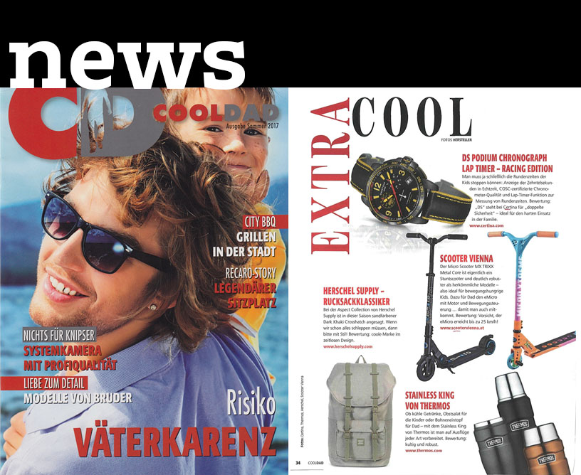 Read more about the article Cool Dad Magazin