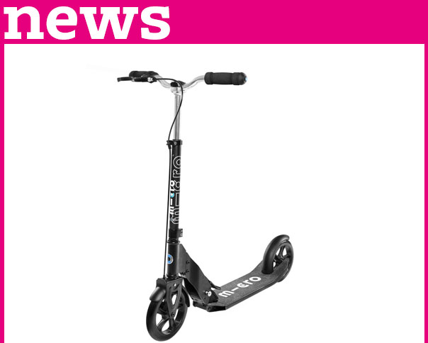 Read more about the article Micro Scooter Downtown black SA0171
