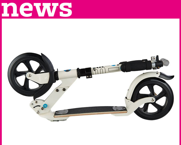 Read more about the article Micro Scooter Flex 200mm – Neu in Cream