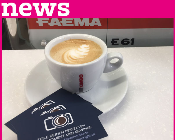 Read more about the article Der perfekte Kaffeemoment mit Delonghi