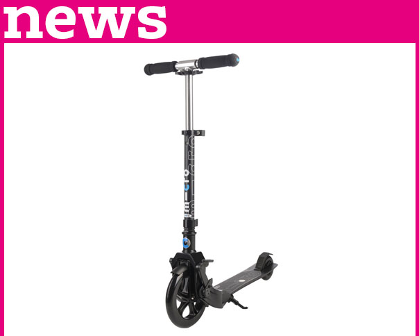 Read more about the article Micro Scooter EAZY black