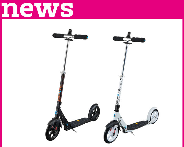 Read more about the article Micro Scooter Deluxe