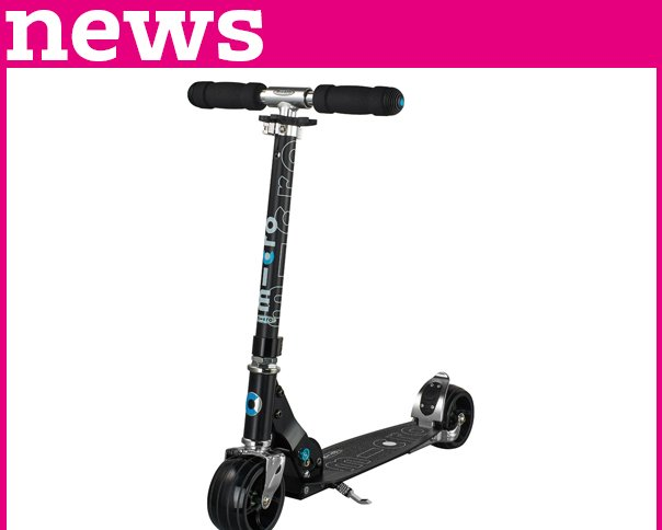 Read more about the article Micro Scooter Rocket Black