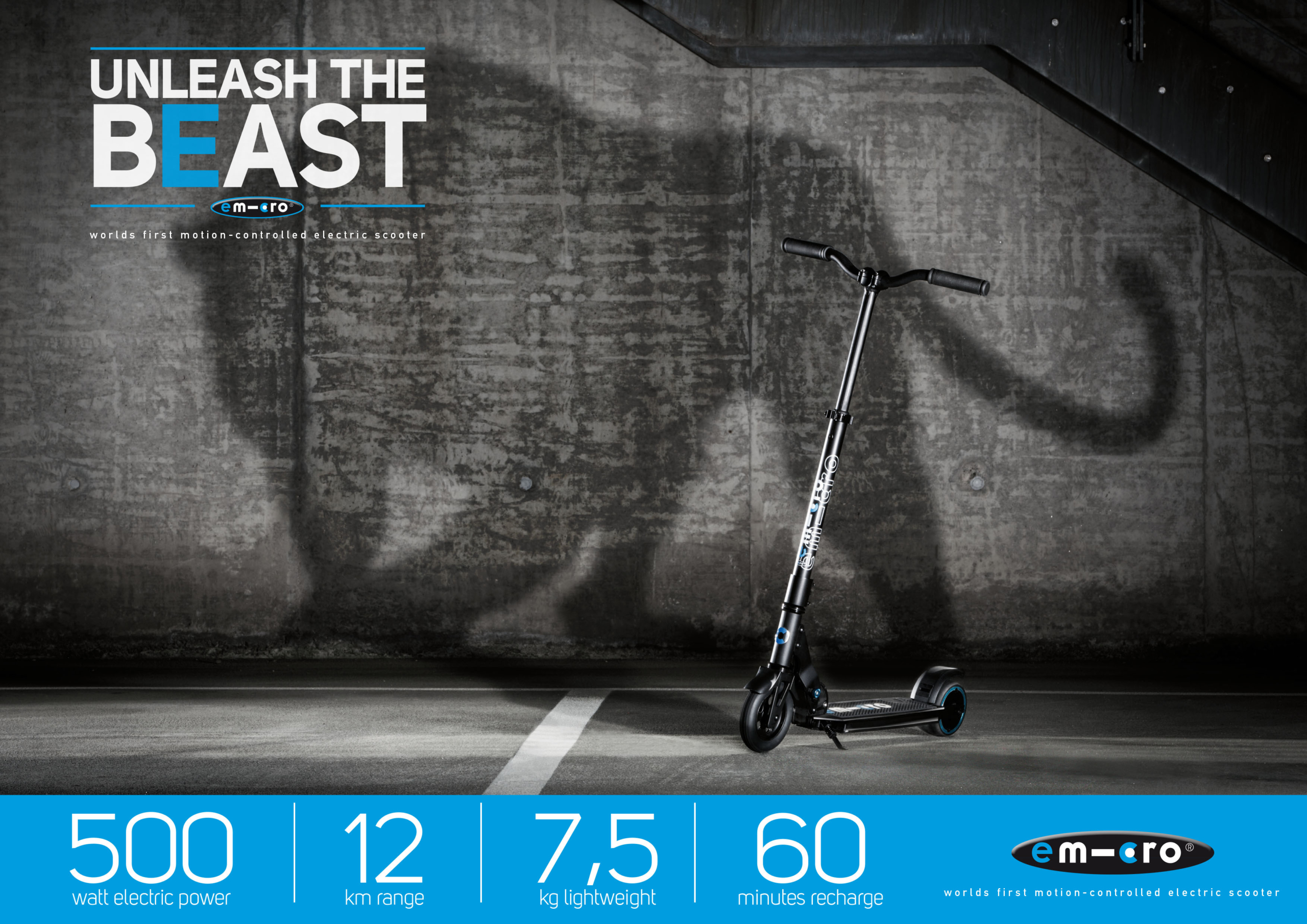 Read more about the article UNLEASH THE BEAST! E-Micro One