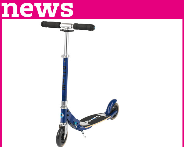Read more about the article MICRO SCOOTER FLEX blau 145mm