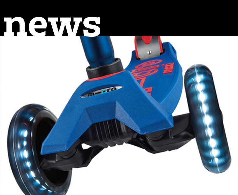 Read more about the article Micro Scooter LED