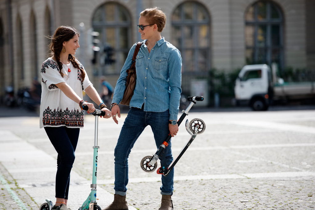 Read more about the article Micro Scooter Speed+
