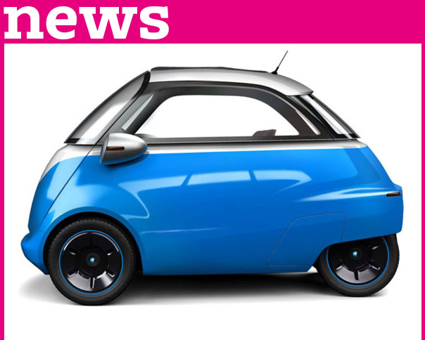 Read more about the article Micro Microlino in der Kronen Zeitung