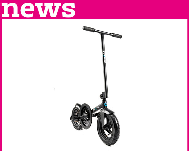 Read more about the article Micro Scooter Pedalflow