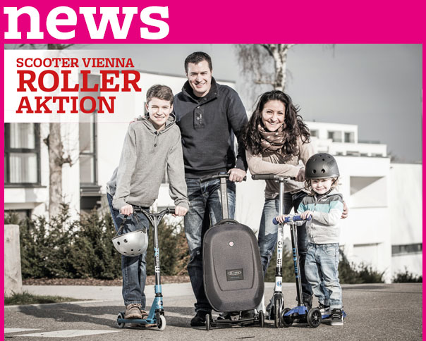 Read more about the article '-20% Micro Scooter – Online Aktion