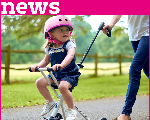 Read more about the article Micro Scooter Trike
