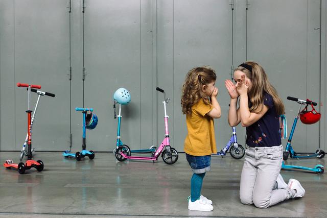 Micro Kinderscooter