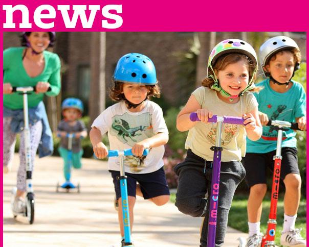 Read more about the article Egal ob groß oder klein, wir haben für jeden den passenden Scooter!